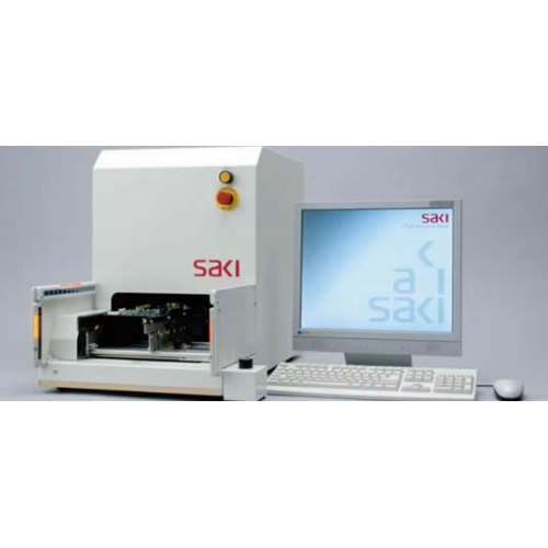 Automated Optical Inspection (AOI): SAKI BF18D-P40